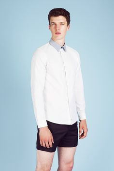 A.P.C. Spring 2014 Menswear - Collection - Gallery - Style.com