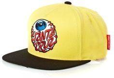 Santa Cruz Men's Eye Ball Cap on shopstyle.com.au