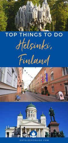 If you are cruising to this Northern European capital city, we give you our list of the Top Things to See in Helsinki, Finland on a cruise.