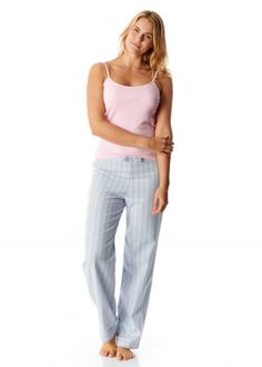 f4465e4c1be Candy Floss (blue) Pyjama Trousers. Cotton PyjamasPajamasBlue StripesLounge  WearNightwearTrousersPjsPantsPajama. Ladies finest quality brushed ...