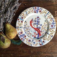 Finnish folklore has also influenced our designs. Marimekko, Scandinavia Design, Folklore, Decoration, Furniture Design, Plates, The Originals, Tableware, Etched Glass
