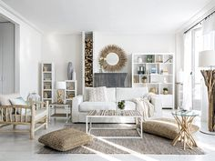 5 tips to increase the house in your home Furniture, House, Home, Chic Home, Home Deco, Deco Salon, Interior Design, Living Decor, Home Salon