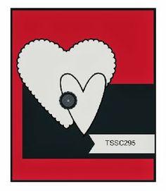 Techno Stamper: Monday Lunchtime Sketch Challenge 295 (TSSC295)