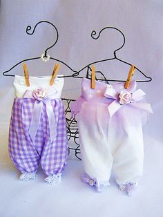 Lavender Moon Bloomers Sachets