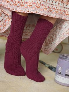 Sockupied: 20 Knit Projects to Satisfy Your Sock Obsession | InterweaveStore.com