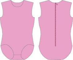 free leotard pattern