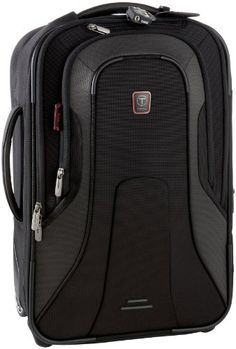 Buy Tumi T-Tech Presidio Park International Business Carry-On    Made from our exclusive and durable x-tech fabric, this compact design is sized to meet most international carry-on dimensions. It offers versatility with a main packing section for clothes with fold-out suit section and a front pocket that can accommodate files and features organizer pockets for business and personal accessories. Telescoping handle and smooth-rolling wheels