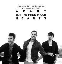 Jobros song lyrics Hollywood album Jonas Brothers 2007