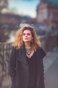 Special Necklace – Alex Gurau Photo Female Portrait, Bell Sleeve Top, Portraits, Photography, Tops, Women, Fashion, Moda, Photograph