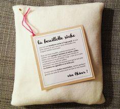 DIY Bouillotte à l'orge perlé, pour maintenir les relations familiales au chaud. (http://www.lucetteetsuzette.fr/2015/01/diy-la-bouillotte-seche-pour-passer.html)