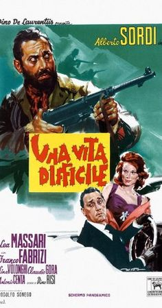 Directed by Dino Risi.  With Alberto Sordi, Lea Massari, Franco Fabrizi, Lina Volonghi. Silvio refuses to fight for the fascists and joins the resistance with Elena. After the war, his vitriolic newspaper articles cause him to be sentenced to imprisonment.