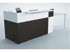 Mostrador para recepción de madera PHILO   Mostrador para recepción - Castellani.it