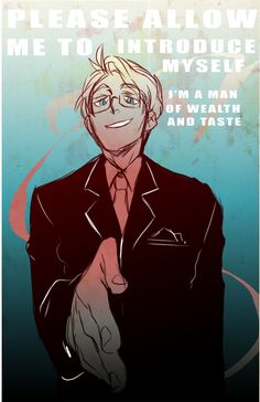 Hetalia - America - Hottest guy you'll ever see // I'VE BEEN AROUND FOR A LONG LONG YEAR, STOLE A MANY MAN'S WEALTH AND FAME