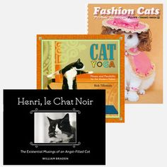 Cat Lovers 3 Pack, $31.25, now featured on Fab.