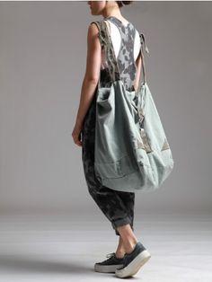 COTTON BAG by Lurdes Bergada