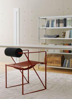 Chairs | Seating | botta | Alias | Mario Botta. Check it out on Architonic