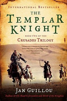 The Templar Knight by Jan Guillou 2nd book in the Trilogy.  Another medieval novel for D.