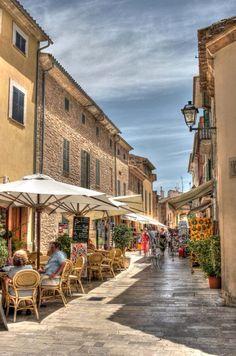 Alcudia - Mallorca, Spain