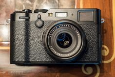 Fujifilm X100F preview: Fixed-lens finery - photo 8