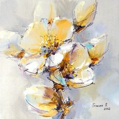 Guzenko Pavel Petrovich Floral Abstracts Guzenko, who lives and works in Kiev, began his artistic career as a designer but has pursued his professional path into painting since 2006. The oil painter has a rich color palette that is evident in the body of his work that goes beyond the confines of the…
