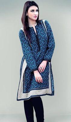 Bonanza Satrangi Winter Dresses 2015 Volume 2 For Women