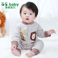 Find More Rompers Information about New Arrival 2015 Newborn Baby Clothing Spring Autumn Rompers 100% Cotton for Bebe Boby Jumpsuit Bebe Girl Jumper Hot Sale,High Quality clothing set,China clothing sleepwear Suppliers, Cheap rompers for baby girls from GG. Baby Flagship Store on Aliexpress.com
