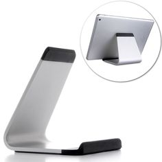 AmazonSmile: iPad Stand, SPARIN Portable Aluminum Stand for iPad Pro 9.7, iPad…