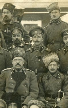 Школа прапорщиков . World War One, First World, Cossack Hat, Ww1 Photos, Old Time Photos, Russian Revolution, Imperial Russia, Environment Concept Art, Eastern Europe