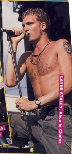 Everything Layne Staley