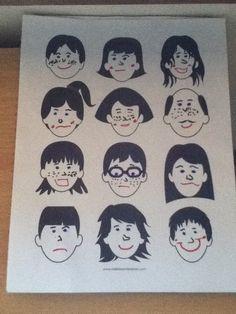 Fun drawings