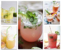 5 #recettes de #cocktails sans alcool !