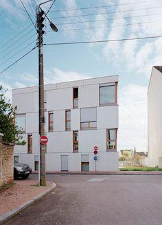 ARQA - Concrete housings