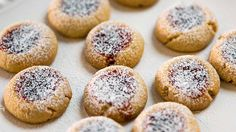 I just discovered this amazing recipe Jam Thumbprint Cookies on Panna by Chef Sebastien Rouxel!