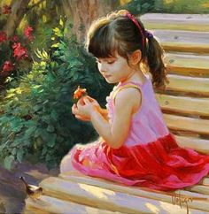 Conversation With Sparrow, Vladimir Volegov (Russian)
