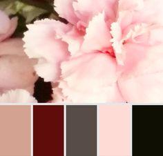 Forever Pink - Color Palette