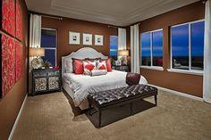 Residence 5 - Master Bedroom