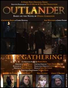 Outlander Episode Summaries & Posters | Candida's Musings