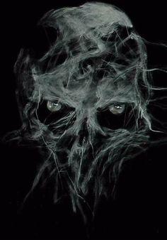 Horror Blood Guts n Gore Evil Tattoos, Skull Tattoos, Body Art Tattoos, Arte Horror, Horror Art, Dark Fantasy Art, Dark Art, Totenkopf Tattoos, Skull Pictures
