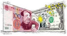 In the nearest future China plans to start futures for crude oil in yuans, and the Chinese currency is tied to the world prices for gold unlike dollar. China, Dollar Collapse, Currency War, Consent Forms, The Week Magazine, Indian Government, Government Budget, One Step, Kennedy Jr