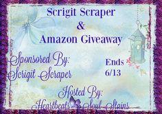 Ogitchida Kwe's Book Blog : Scrigit Scraper & Amazon Giveaway