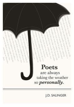 J.D.Salinger.