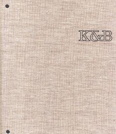 K Binder, Storage system for expenditure, Stichting Kunst & Bedrijf, 1961-1965