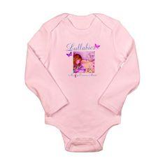Carousel Dreams Lullabies & Butterflies Baby Bodysuit by #MoonDreamsMusic #pink #BabyBodysuit #Lullabies&Butterflies #CarouselDreams