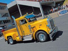 images little big rigs | Peterbilt 359 Dodge Ram - Big Rig - Diesel Power Magazine