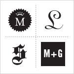 Mark & Graham - an entire website devoted to monogramed products. CLEARLY I'm in love. I'll take one of everything please.