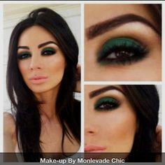 Mary Kay St. Patrick's Day Make-Up Ideas