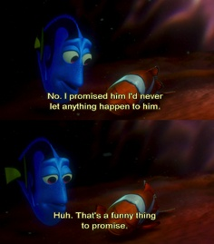 """""""Finding Nemo"""" (2003) Finding Nemo 2003, Keep Swimming, Dory, Let It Be, Shit Happens, Film, Disney, Funny, Movies"""