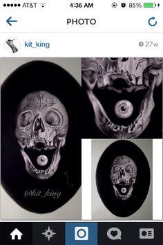 | kit king | artist - Instagram