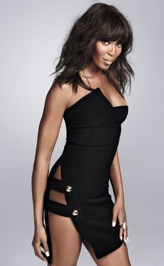 Naomi Campbell Covers Shape Magazine, Looks Amazing as Usual