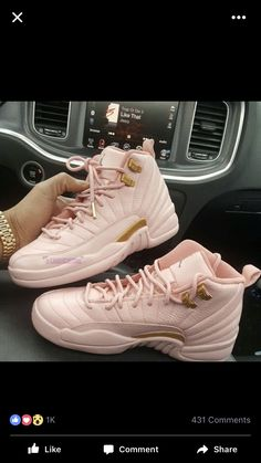 online retailer afbcb e3ce8 shoes Pink Jordans, Black Jordans, Shoes Jordans, Jordans Girls, Womens  Jordans,